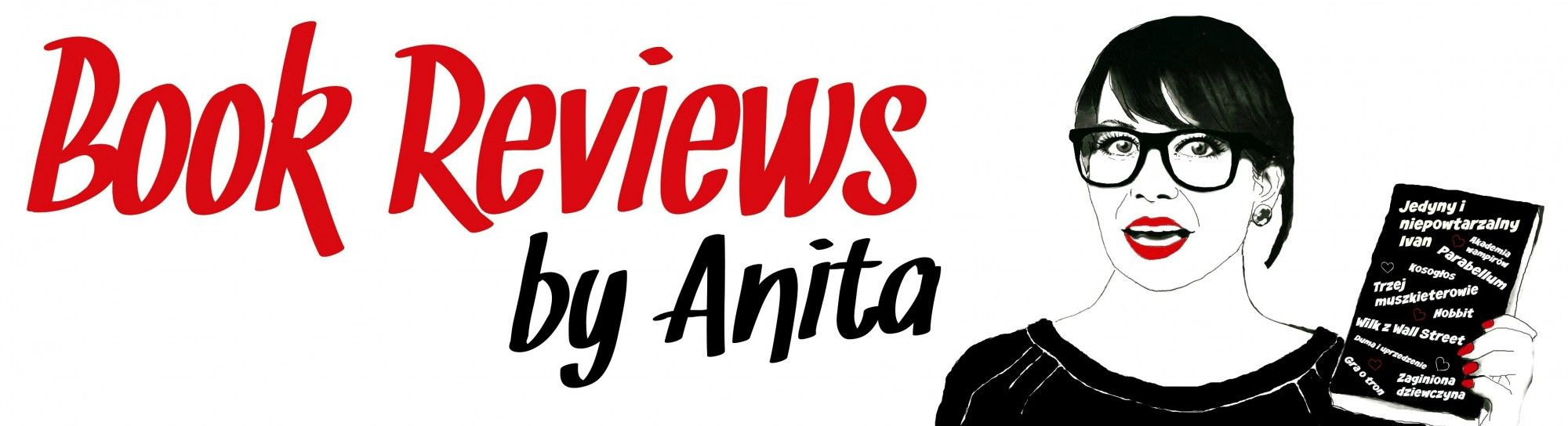 Book Reviews by Anita
